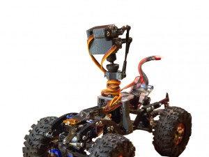 Quadrocker Project